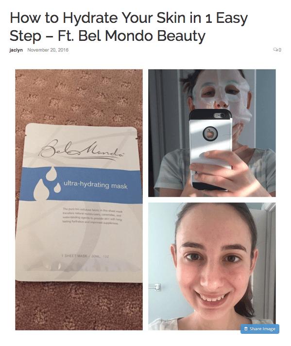 Jaclyn Baker Bel Mondo Review