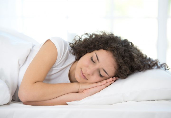 What happens to your skin while you sleep?