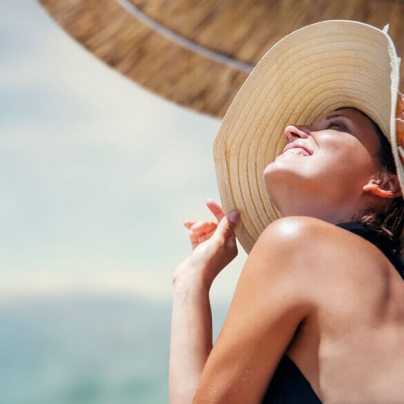 How to go from winter to summer with your skin care