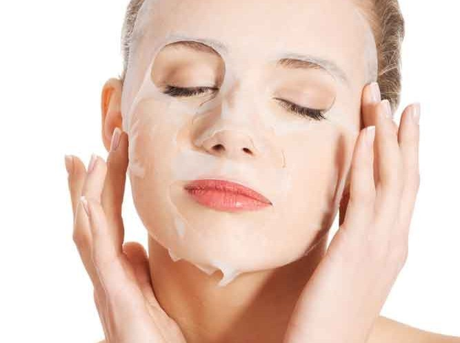 Facial Masks are becoming more popular in the US and in Europe