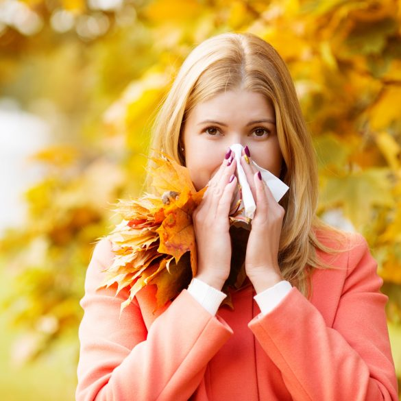 Are your seasonal allergies affecting your skin?