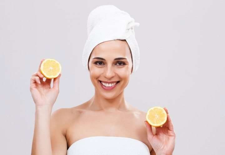 Skin care benefits of Vitamin C