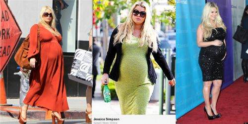 Things Jessica Simpson Should Remember While Losing Her Baby Weight