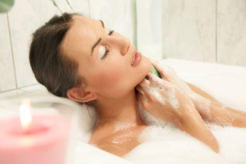 Relax! Take a bath