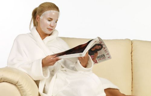 Luxury Facial Mask for use at home