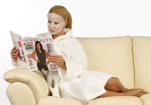 At home spa treatments are increasingly popular