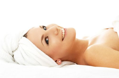 At-home spa treatment made simple